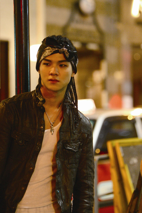 BANDANA HAIRSTYLES FOR GUYS
