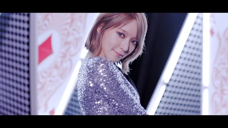 korea korean kpop idol girl band group aoa choa's new lob hair bing bing mv long bob hairstyles for girls kpopstuff