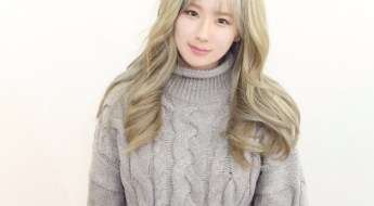 korea korean kpop idol girl group band how to kpopstar blonde gray ash hair color wavy hairstyles for girls kpopstuff