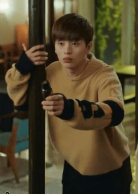 korea korean drama kdrama goblin fashion trend sweater yook sungjae btob kpop idol style kpopstuff
