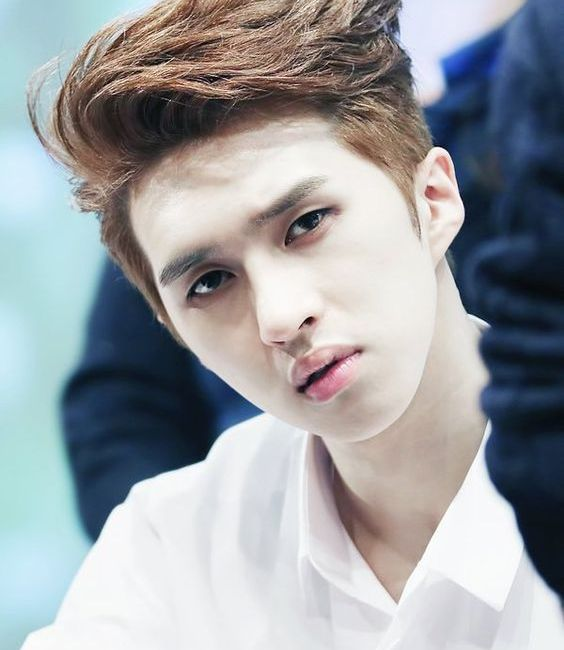 korea korean kpop idol boy band group vixx ken's two block hairstyle trending haircut hairstyles for guys kpopstuff