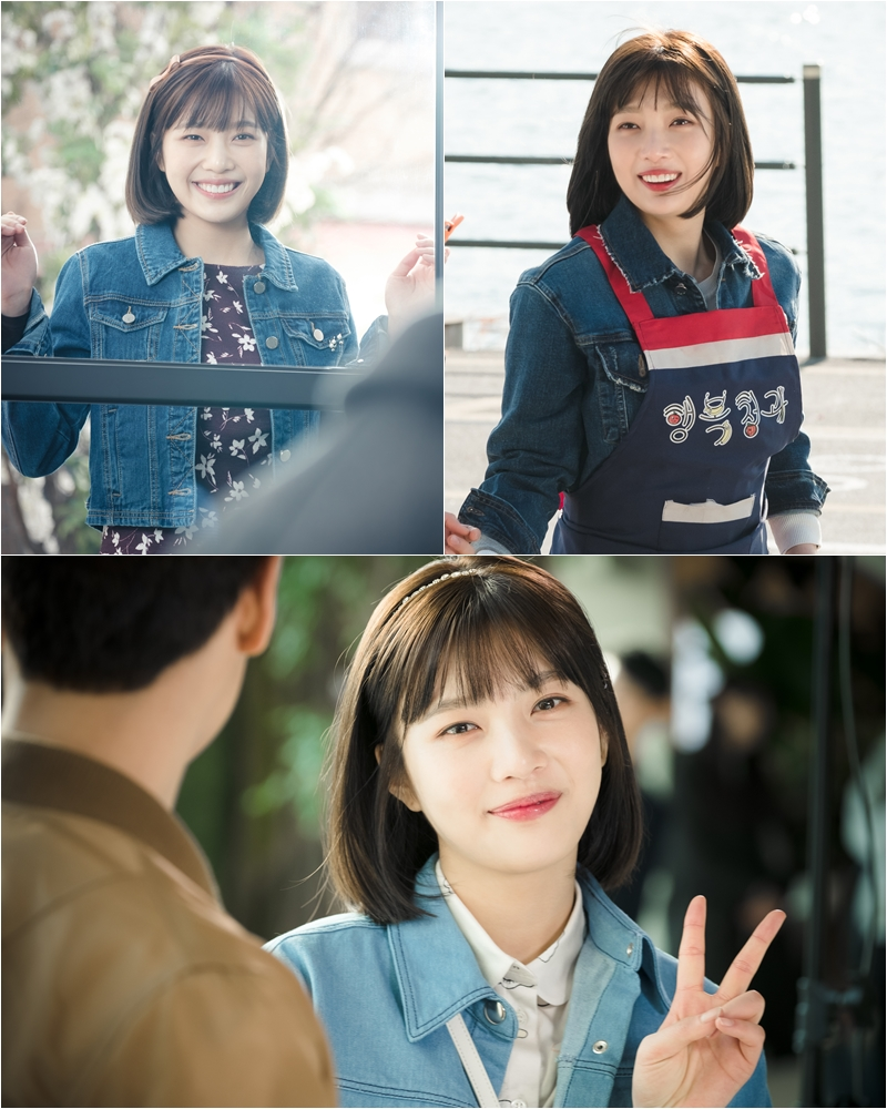korea korean drama kdrama kpop idol girl band group red velvet joy's the liar and his lover hairstyle short hair for girls kpopstuff