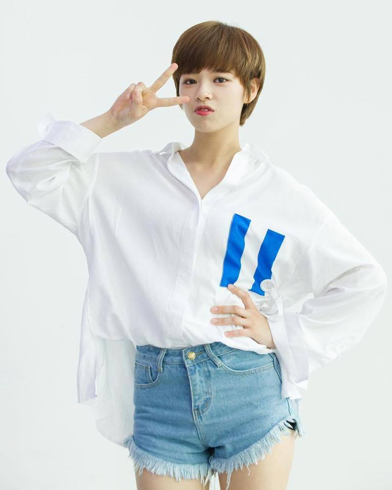 Hairstyle Girl Korea: Korea Korean Kpop Idol Girl Band Group Twice Jungyeon's
