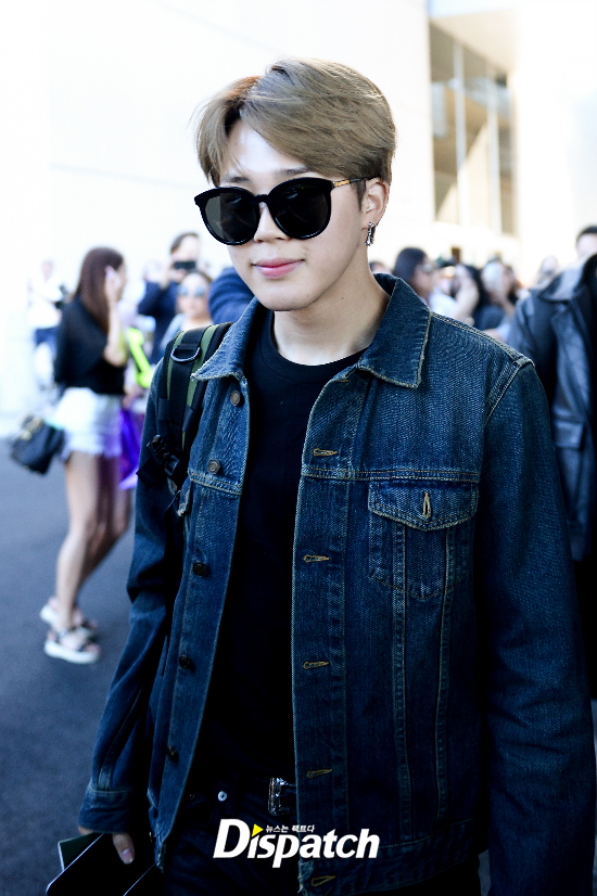 BTS BBMA Airport Fashion - Landed in Las Vegas