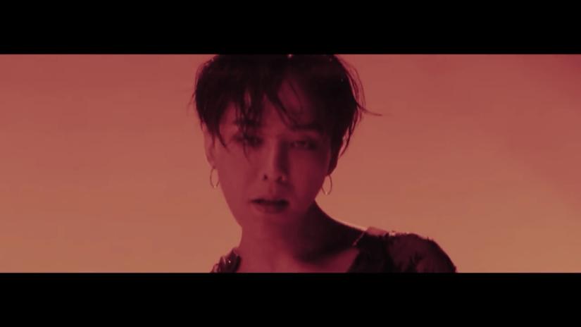 korea korean kpop idol boy band group big bang gdragon's untitled hair album topping itunes wet hair hairstyles guys men kpopstuff