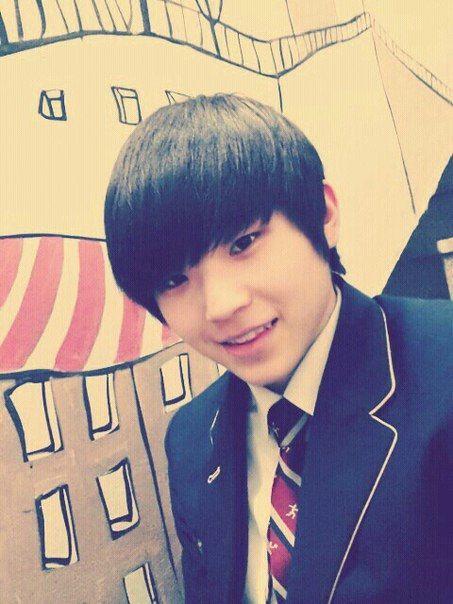 SEVENTEEN Woozis Hair Colors Kpop Korean Hair And Style