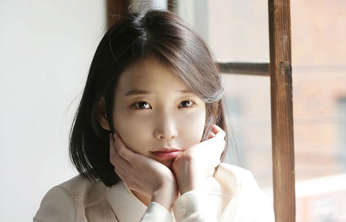 ius short hairstyles kpop korean hair and style