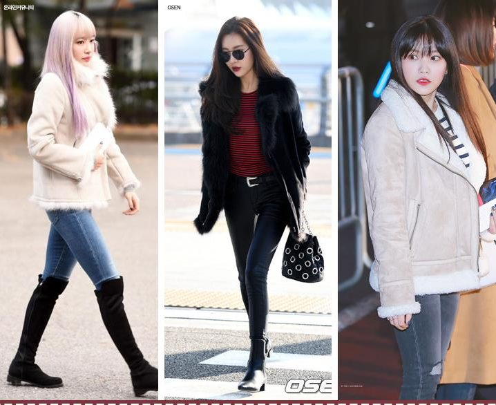 The Perfect Idol Winter Outfit Ideas Kpop Korean Hair And Style