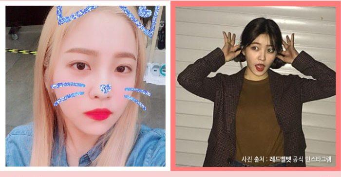 korea korean kpop idol girl group band red velvet yeri darker kpop hair looks dark brown hairstyle hairstyles girls women kpopstuff