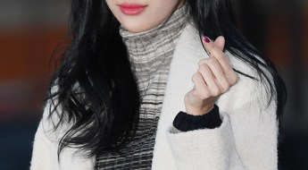 korea korean kpop idol girl group band wonder girls gashina sunmi's winter look outfits cozy girls women fashion kpopstuff