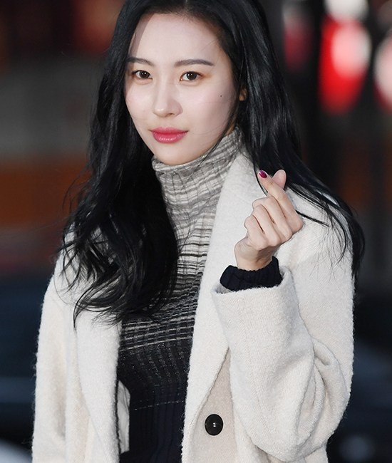 korea korean kpop idol girl group band wonder girls gashina sunmi's winter look outfits cozy girls women fashion kpopstuff