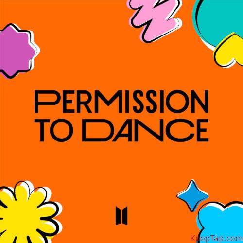 BTS - Permission to Dance rar