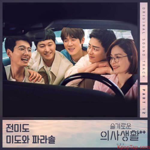 Jeon Mi Do, Mido and Falasol - Hospital Playlist 2 OST Part.12 rar