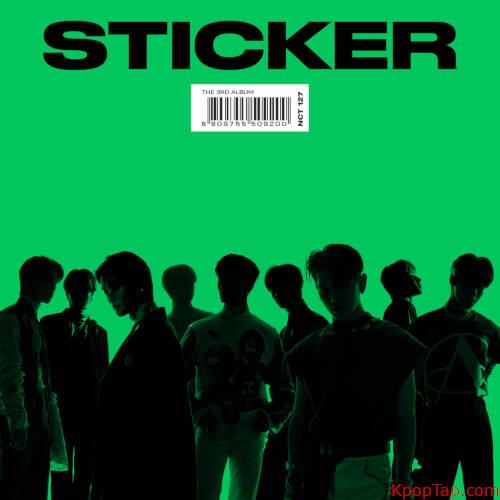NCT 127 - Sticker - The 3rd Albumrar