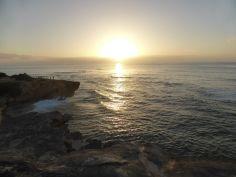 Shipwreck Beach sunrise