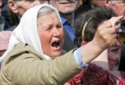 Средняя пенсия россиян оказалась на 30% меньше официальной