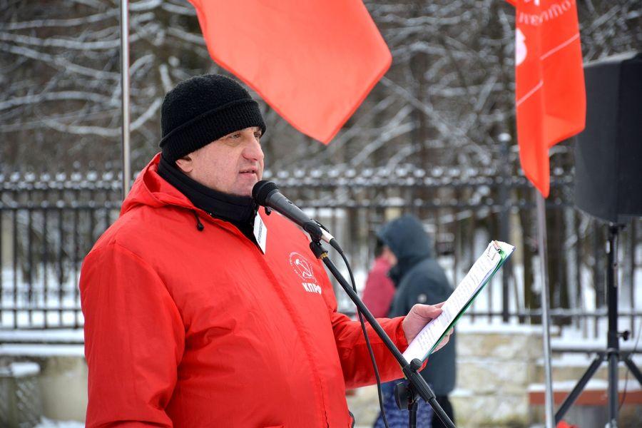 Мэрия Череповца «наехала» на городских коммунистов из-за ЦБК