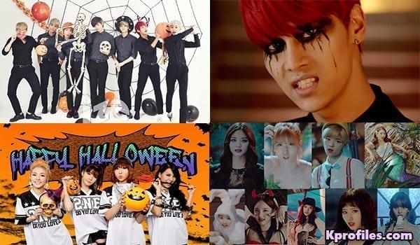 Halloween kpop