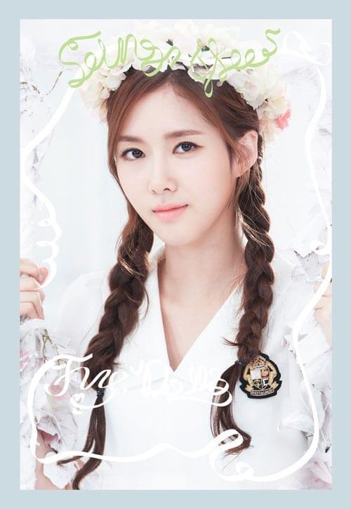 Seunghee F-ve dolls