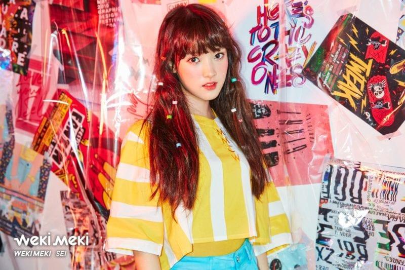 Znalezione obrazy dla zapytania Soo Yeon (Weki Meki)