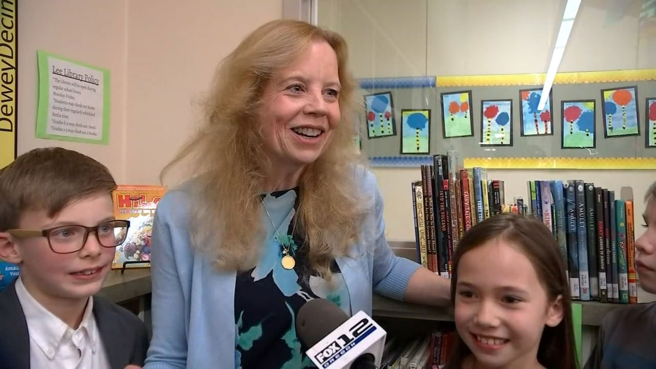 Oregon teacher to be inducted into National Teachers Hall ...