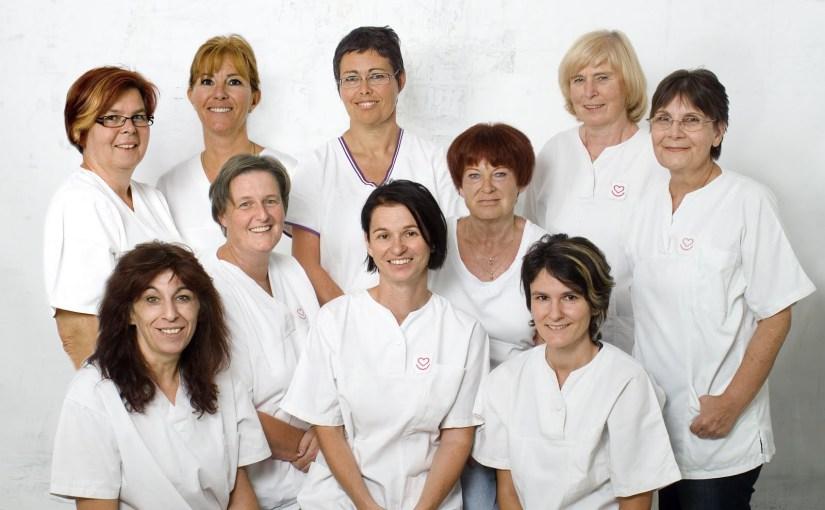 Pflege daheim durch den Krankenpflegeverein