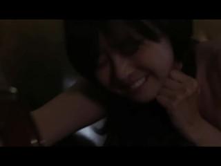 韓国女優の濡れ場2