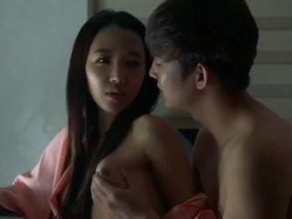 韓国女優の濡れ場81