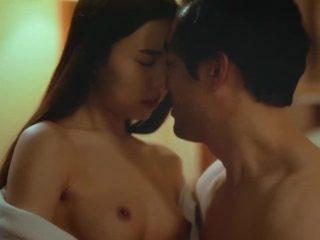 韓国女優の濡れ場88