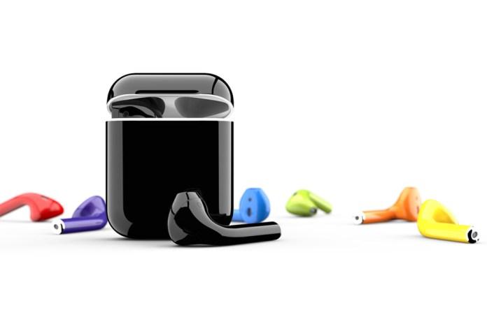색깔별로 취향 저격하는 애플 에어팟