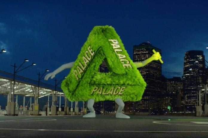 팔라스의 블록버스터급 뉴욕 매장 티저 영상