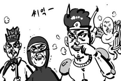 21세기 한국 명작 웹툰 시리즈 탑 10