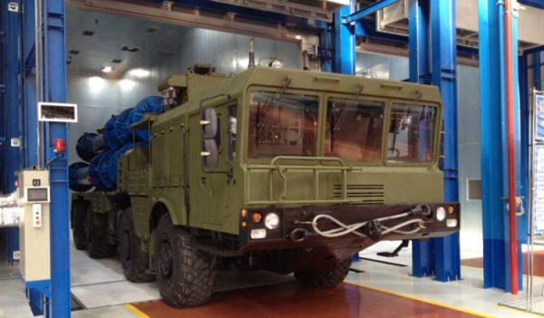 В Нижнем Новгороде начато производство новейших систем ПВО ...