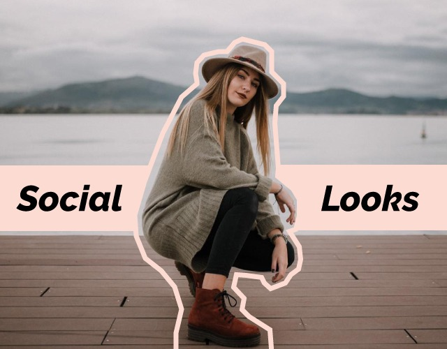 Los zapatos instagram social looks