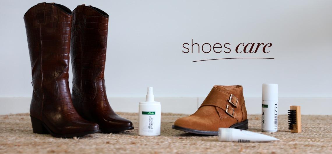 Botas de piel y productos sobre como limpiar zapatos de piel