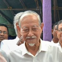 I Never Thought In My 80 Years I Would Be Charged With Sedition In My India: Hiren Gohain