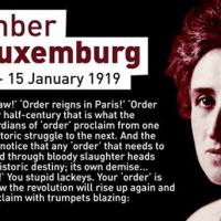 Red Rosa' Luxemburg and the making of a revolutionary icon