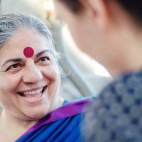 The Formal Economy as Patriarchy: Vandana Shiva