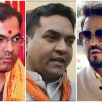 Delhi police claims it hasn't seen Kapil Mishra video, HC plays it out in court