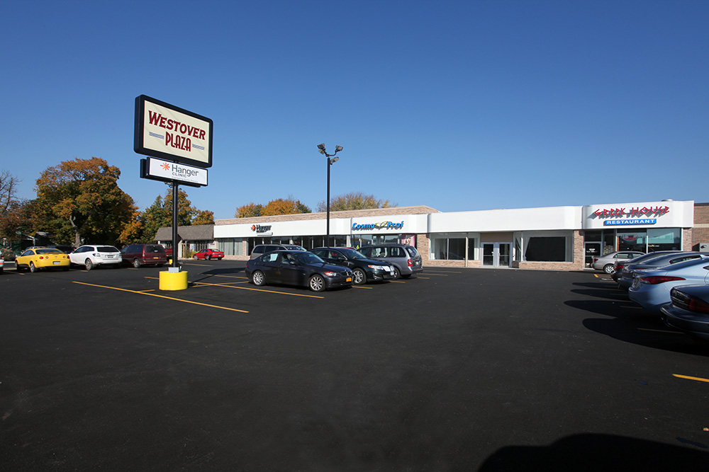Westover Plaza, Johnson City, NY 13790