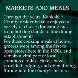 Markets and Meals
