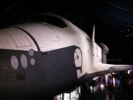 The first space shuttle (that didn't see space): Enterprise