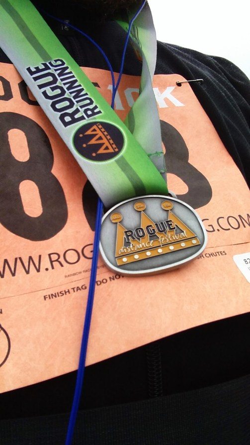Rogue Distance Finisher
