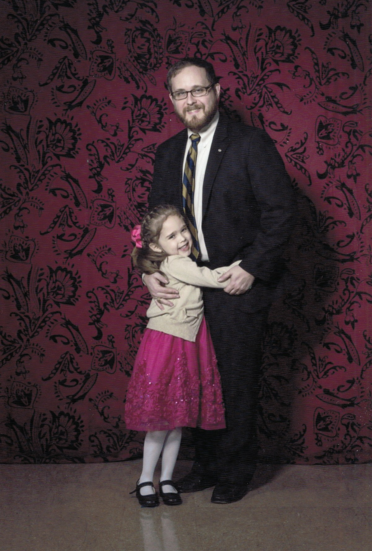Picture of me with my oldest daughter.