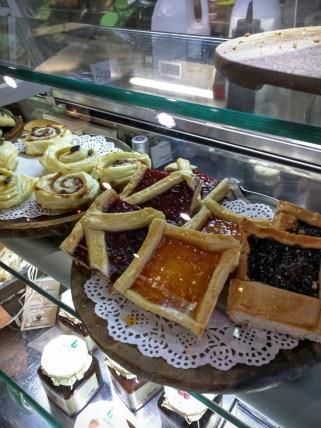 Treats at Caffé Comino