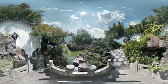 Chinese Garden NYC