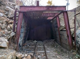 The history of Park City mining is still very obvious.