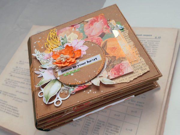 album foto cartonat