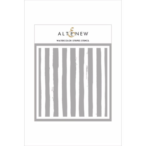 Altenew Watercolor Stripes