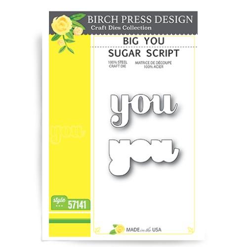 Birch Press Big You